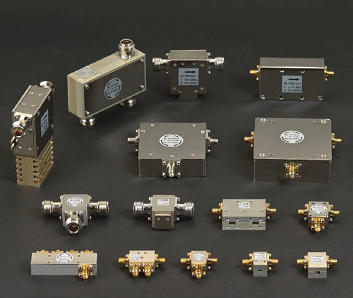 RF Isolator & RF Circulators