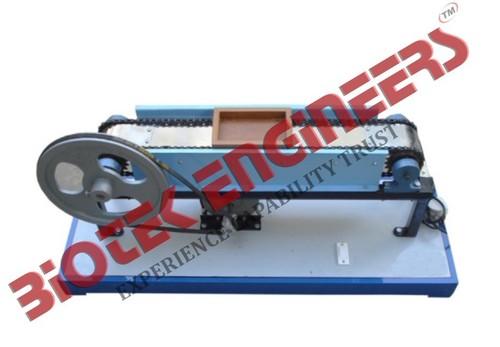 Working Model of Chain Conveyor