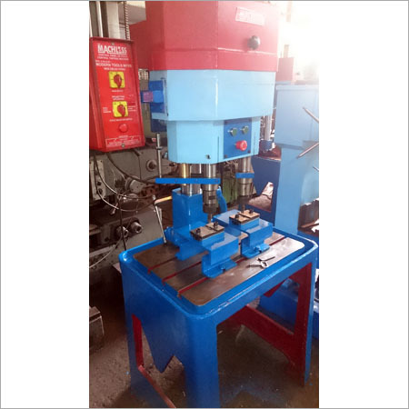Double Spindle Drilling Machine