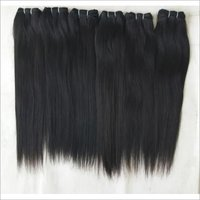raw Indian Temple Straight Human Hair