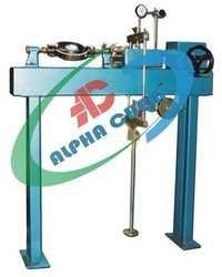 Direct Shear Apparatus (Manually)