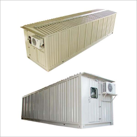 Prefabricated Steel Shelters