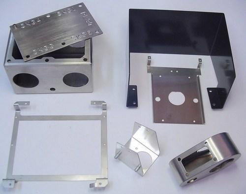 Aluminium Fabricated Parts