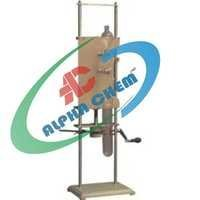 Grain size analysis Apparatus