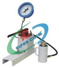 Hydraulic Jack (Hand Operated) Remote Type