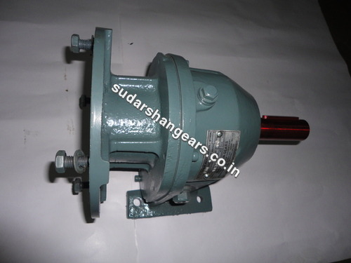 Foot Mounted Helical Gearbox