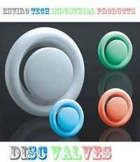 Disc Valves / Round Valves