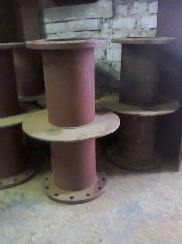 MS Puddle Flanges