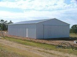 Shed Fabrication Works