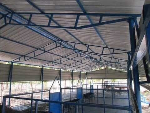 Shed Metal Fabrication Work