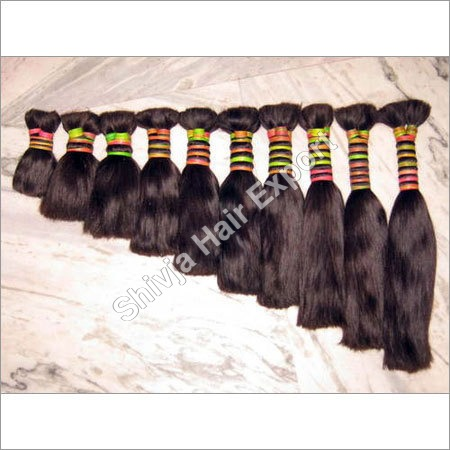 Indian Single Drawn Human Hair