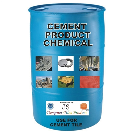 Cement Tiles Chemical