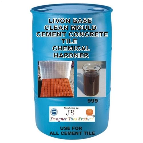 Livon Base Clean Mould Cement Concrete Tile Chemical Hardener