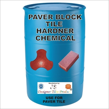 PAVER BLOCK TILE HARDENER CHEMICAL