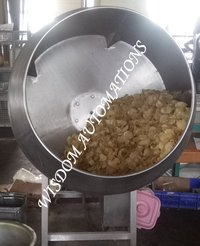 Namkeen Mixing & Flavour Coating Machine