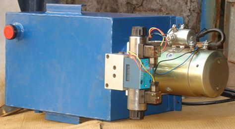 Hydraulic DC Power Pack
