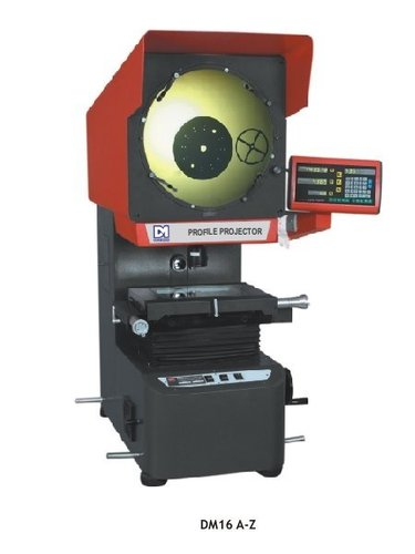 Profile Projector With DRO 16