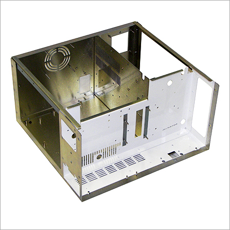 Medical Equipment Enclosure