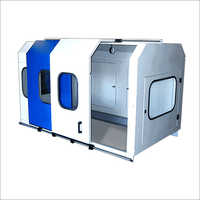 Soundproof Machine Enclosure