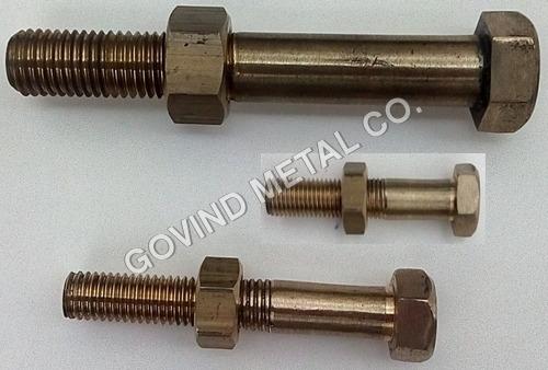 CA104 Aluminum Bronze Fasteners