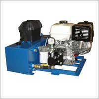 Gas Hydraulic Power Pack