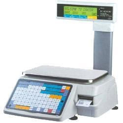 Label Printing Weighing Scale