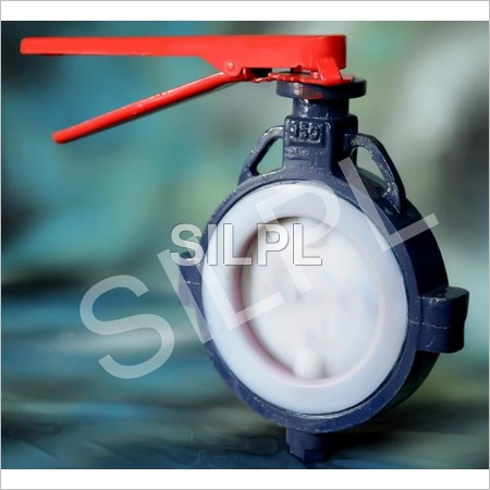 PFA Lined Butterfly Valves