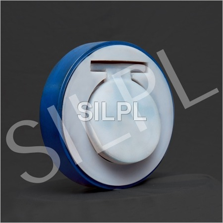 FEP Lined Swing Check Valve