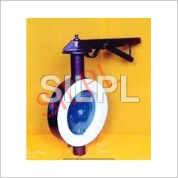 Antistatic PTFE Lined Butterfly Valves