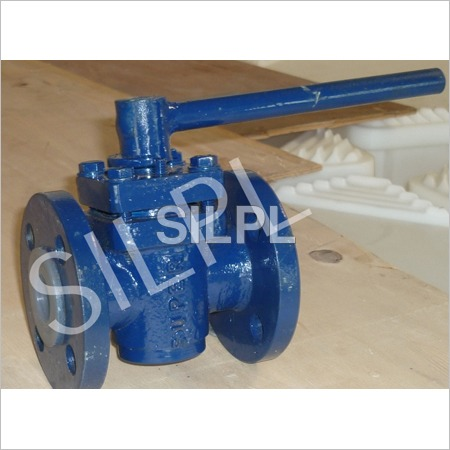 Antistatic PTFE Lined Plug Valves
