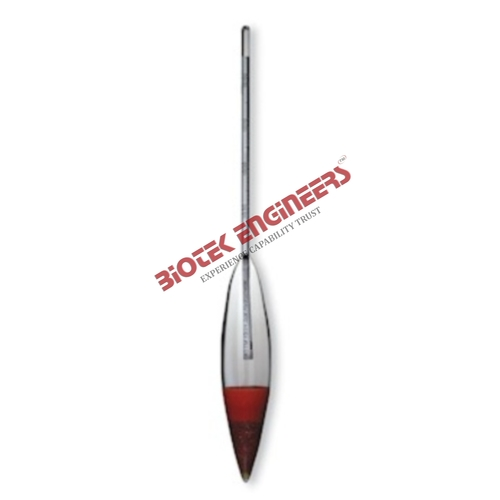 Soil Hydrometer Glass