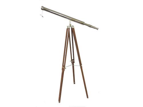 Chrome Telescope Harbor Master