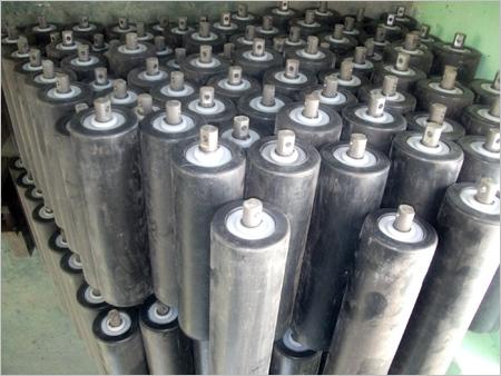 HDPE Plastic Conveyor Idler