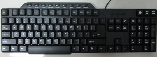 104 keys+9 hot keys DELL multimedia keyboard