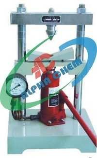 Portable Point Load Testing Machine