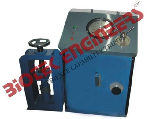 Spring Testing Machine, 200 kg capacity, electrical