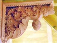 Glassfibre Reinforced Concrete Cornices Arch