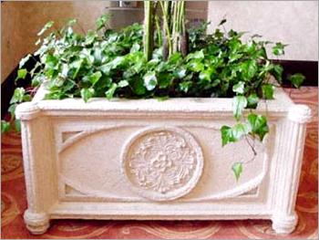 Residential Fiberglass Pots