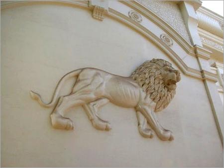 Murals and Decorative Elements