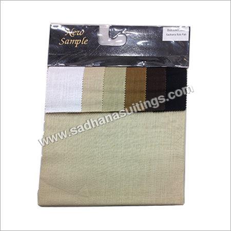 Slub Linen Lycra Fabric