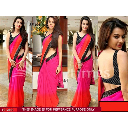 Bollywood Replica Pink Saree