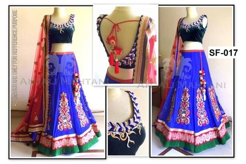 Bollywood Replica Fancy Lehnaga