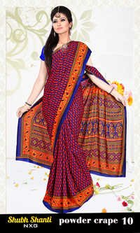 saree for daily wear