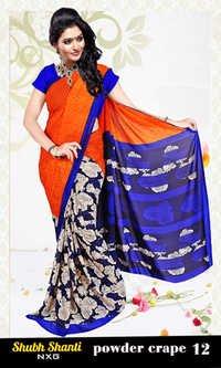 printed saree surat