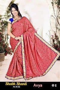 printed saree supplier