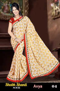 designer saree trader