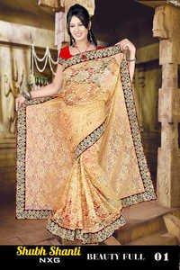 designer saree manufacturer surat