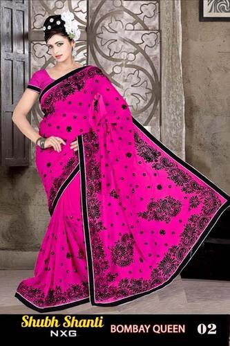 bombay queen saree
