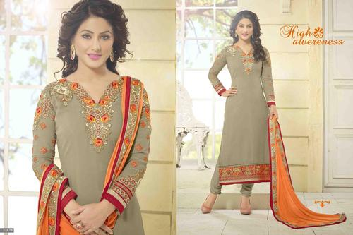 Glamorous Celebrity Salwar Suit Collection