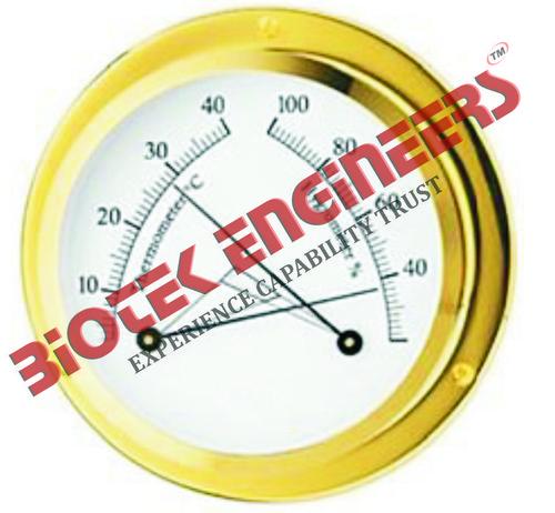 Thermo - Hygrometer Combined Barigo